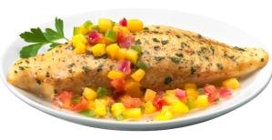 Mahi Mahi & Mango Salsa