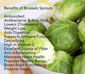 Benefits of Brussel Sprouts