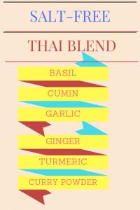 Salt Free Thai Blend