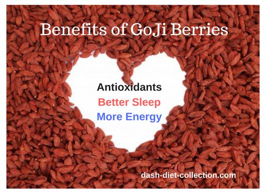 The Benefits of GoJi Berries