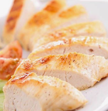 dash diet chicken breasts
