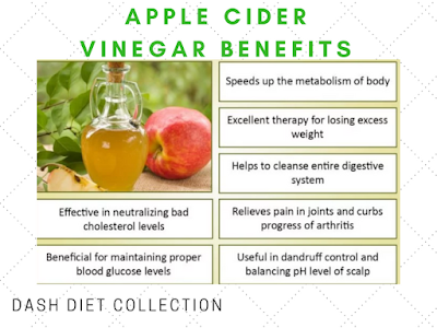 Benefits of Apple Cider Vinegar with the Dash Diet | The ...